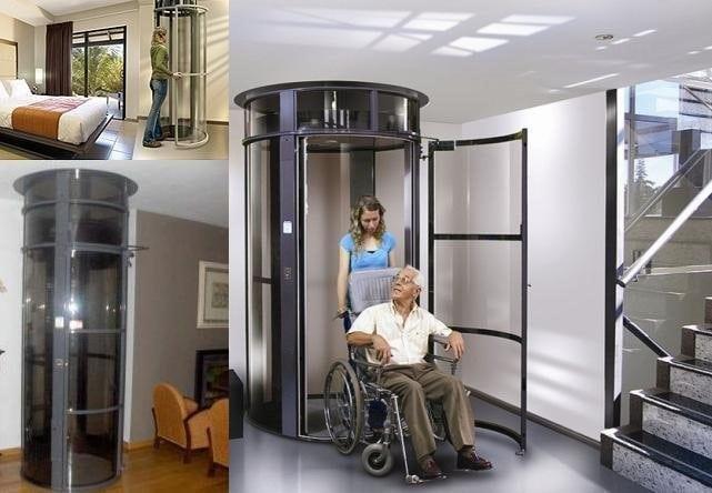 Eva europa comprar elevador vertical al mejor precio - Ascensores hidraulicos precio ...