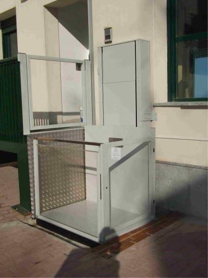 Evp G Comprar Plataforma Elevadora Vertical A Precios