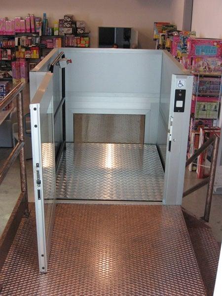 Comprar elevador vertical eva u al mejor precio - Costo ascensore interno 3 piani ...