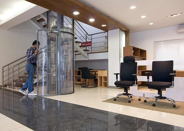 Eva europa comprar elevador vertical al mejor precio - Ascensores para casas ...