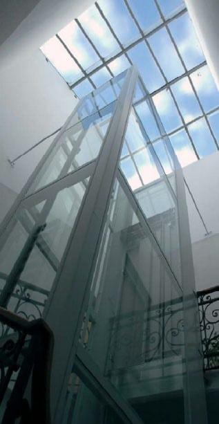 ascensor hidráulico precio idrofit