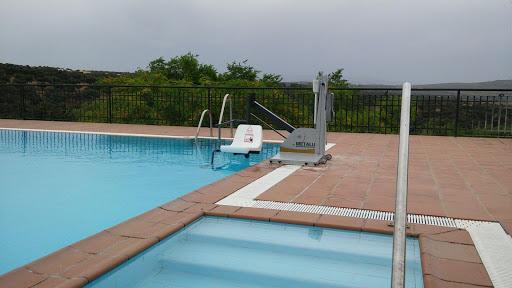 Grúa de piscina AQ-LIFT 600
