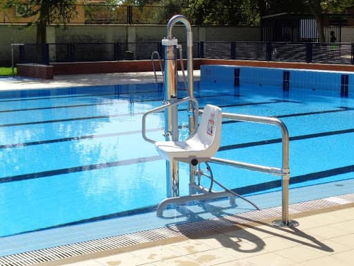 Grúa de piscina AQ-LIFT B2