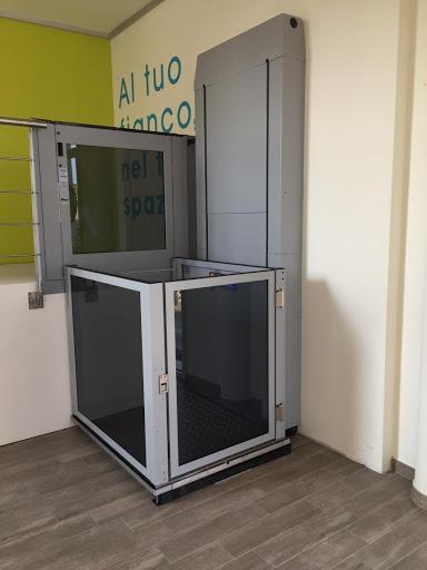 Plataforma elevadora EVP-S11
