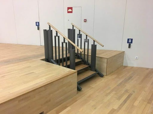 Escalera Plataforma FLEX-STAIR